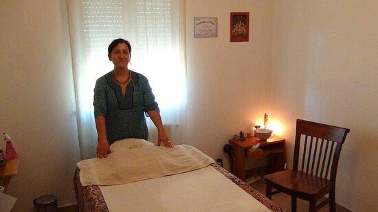 Vèzenobres, France : Maria-Grazia Ciamaglia (Govinda) - Praticienne en massages bien-être ayurvédiques et formatrice