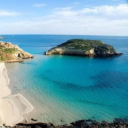 Santuzza Gite in Barca a Lampedusa