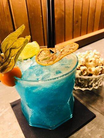 Cocktail succulent