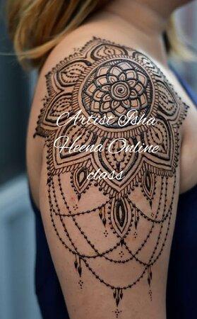 Isha Henna Art