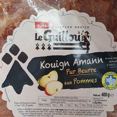 Cotes-d'Armor, Frankrig: En dessert