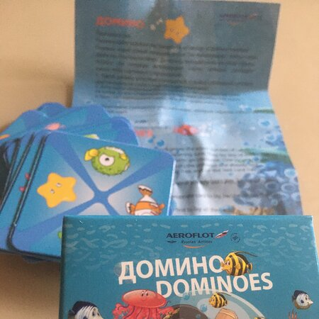 Shermetyevo, Ρωσία: Подарки детям от Компании «Аэрофлот»