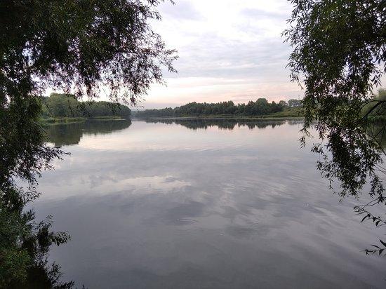 """Novokuznetsk, Russland: Пляж """"Черемушки"""" г. Новокузнецк"""