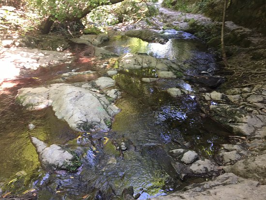 Canyon Cascades de Baoussous