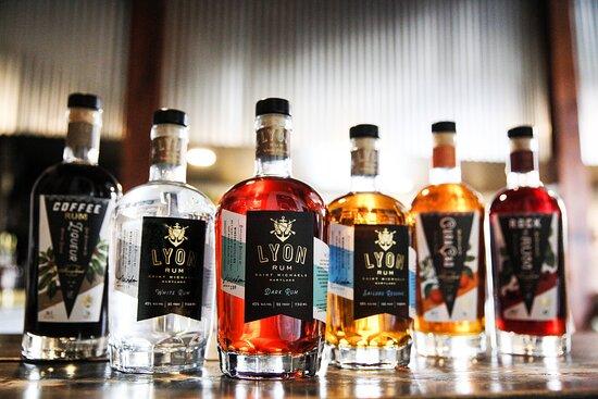 Lyon Rum Distillery