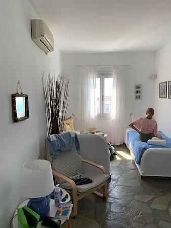 Salon et chambre enfant