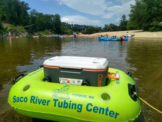 Saco Canoe Rental