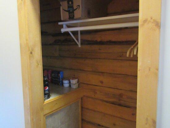 Cabin 8 C- closet