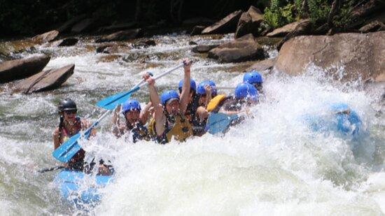 Middle Ocoee Trips: Splash!