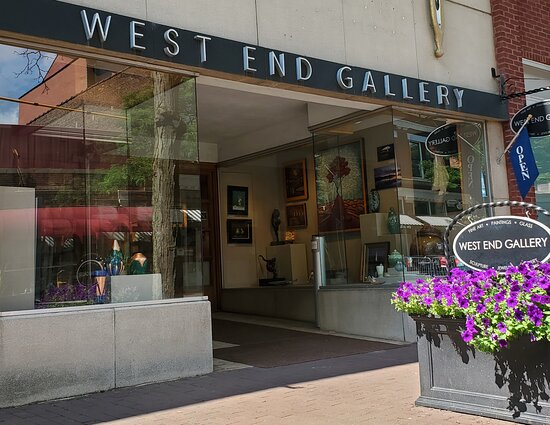 ‪West End Gallery‬
