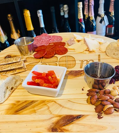 Charcuterie and Cheeseboard