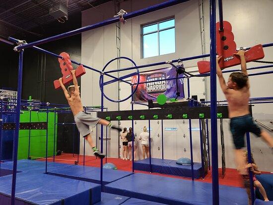 The Ninja Playground