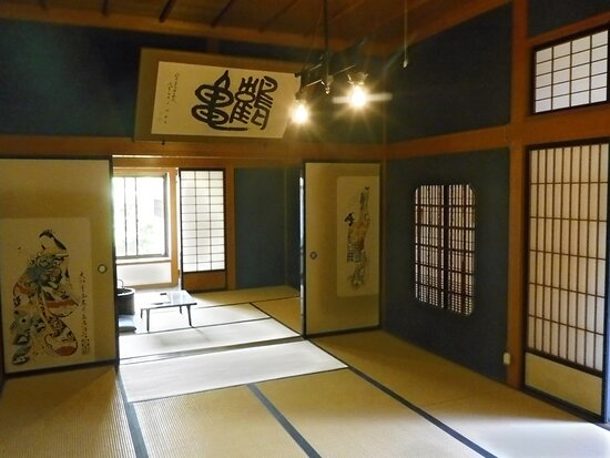 Dazai Osamu Residence, Tsushimake Shinzashiki