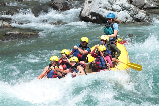 "Full Day Whitewater Adventure Trip with Included Lunch: ""Bone Crusher"""