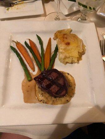 Exquisite dinner