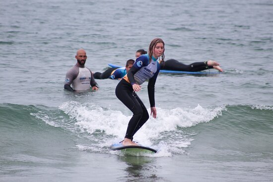 Our surfers!