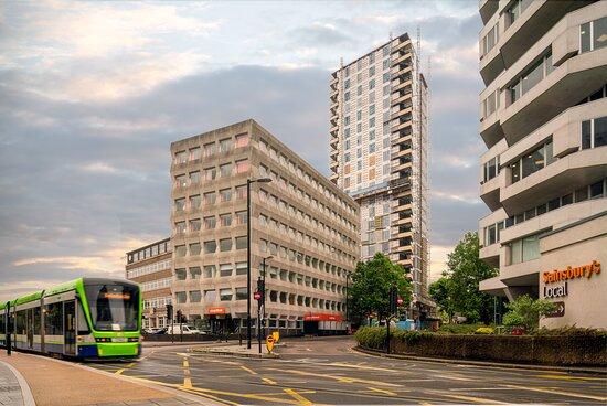 easyHotel London Croydon Town Centre