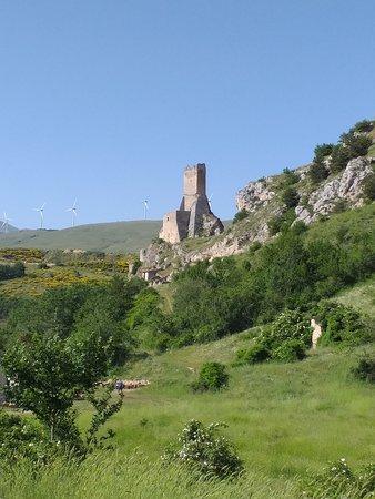 Abruzzo:  Nel territorio marsicano nei pressi di Pescina