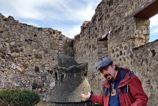Pompeii naar Vesuvius Tour met ...