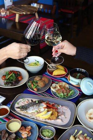 Culinaire reis door Zuid-Amerika