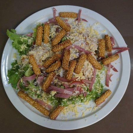 Cuisine du chef au Restaurant Lou Gaudina