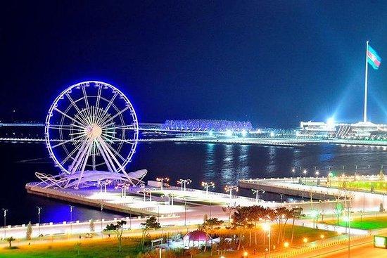 Fotografia de Bilhete de entrada para Ferris Wheel (Baku Eye)