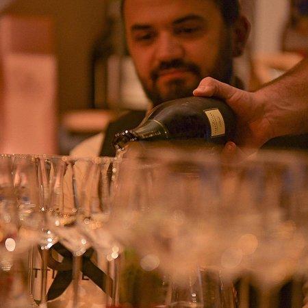 Tirana, Albania: Pouring passion into a glass