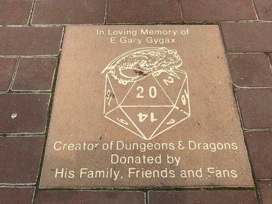 Gary Gygax Memorial