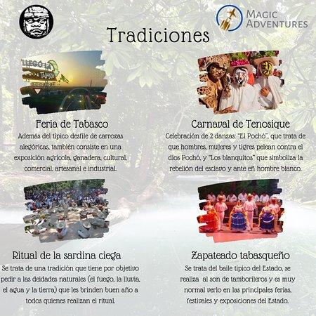 Tabasco, Messico: Página oficial: https://www.magicadventures.com.mx