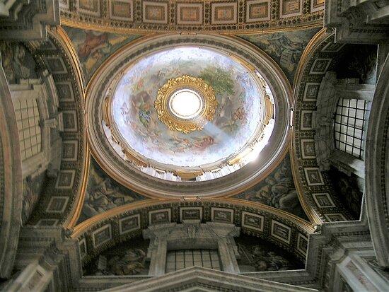 Vatican / Borgo: Souvenir de voyage au Vatican (Rome, Italie) en juillet 2007)