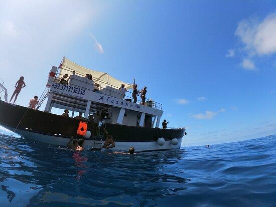 Alcione Boat
