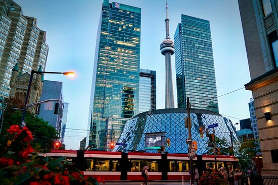 Toronto Scavenger Hunt: At Toronto's Core