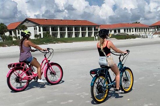 Il meglio del tour in bici elettrica sulla spiaggia