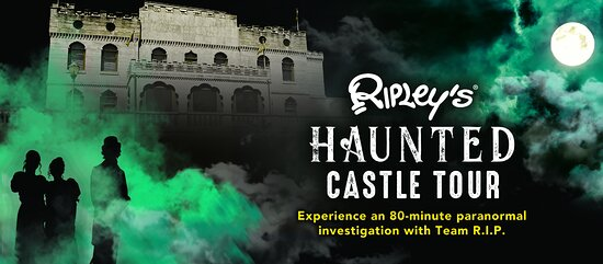 Ripley's Haunted Castle Tour