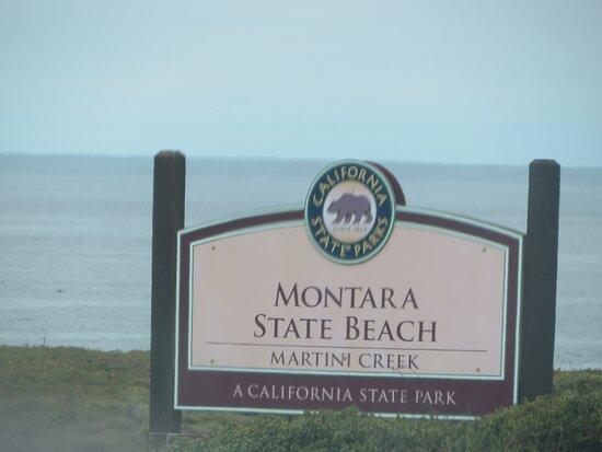 Montara State Beach, Montara, Ca