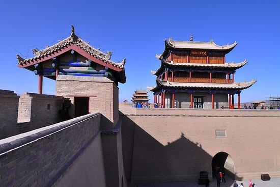 Bilde fra Jiayuguan