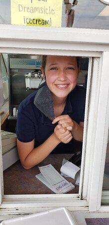 Churubusco, IN: Pleasant help with smiles!