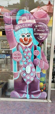 Churubusco, IN: Magic Wand