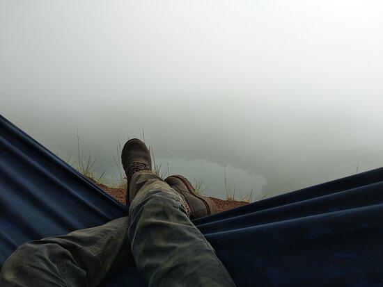 Serra do Navio, AP: Acampamento no Mirante da lagoa azul da mina F12 Contato para passeios e acampamentos: Wirley Almeida Whatsapp : 96-988019244