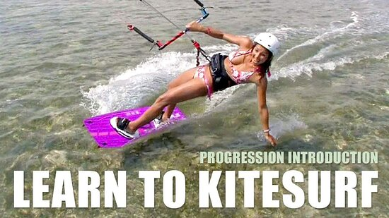 Learn To Kitesurf in Punta Trettu Sardinia