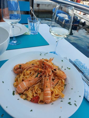 Valun, Croatia: Restoran San Marco
