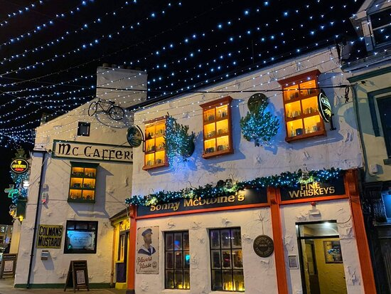 McCafferty's Bar, Donegal Town