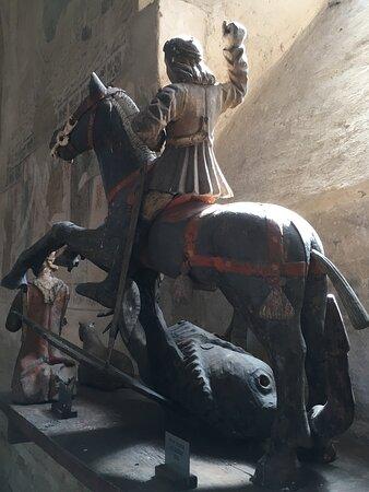 Pyhä Yrjö ja lohikäärme
