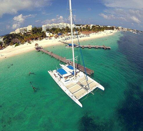 Cancun Catamarans