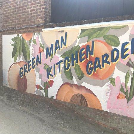 The Green Man pub- A great comeback