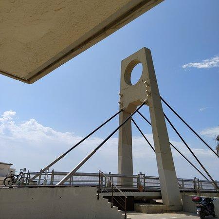 Sant Antoni de Calonge, Spanyol: Puente de San Antonio de Calonge