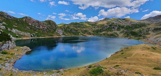 Lago de Calabazosa o Lago Negro