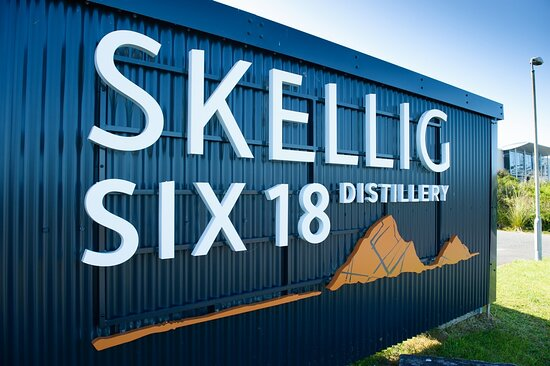 Skellig Six18 Distillery & Visitor Experience
