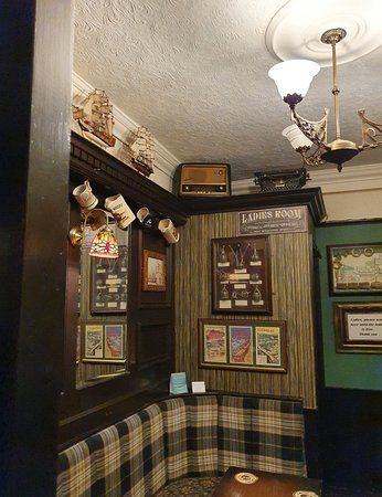 The Globe Pub just off Ranelagh Street
