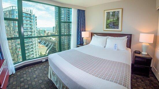 Rosedale on Robson Suite Hotel, hôtels à Vancouver
